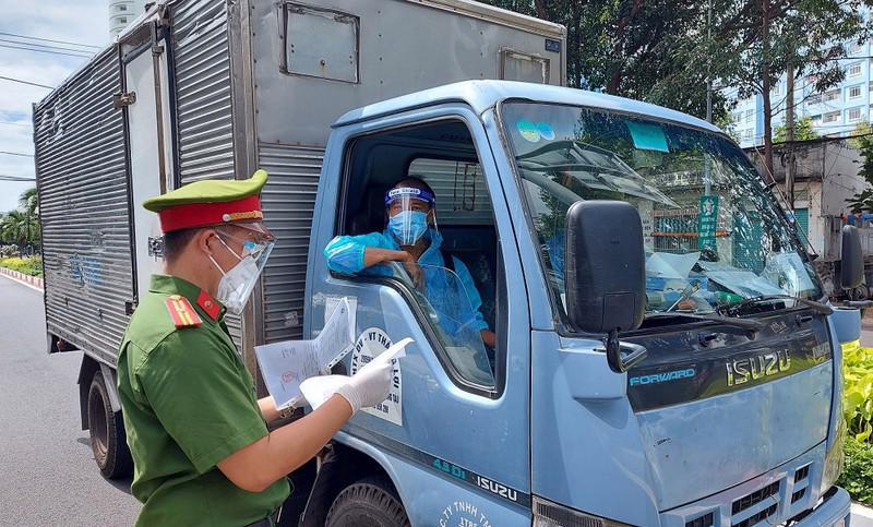 Các đơn vị, địa phương rà soát, báo cáo kết quả thực hiện về việc kiểm soát xe luồng xanh.