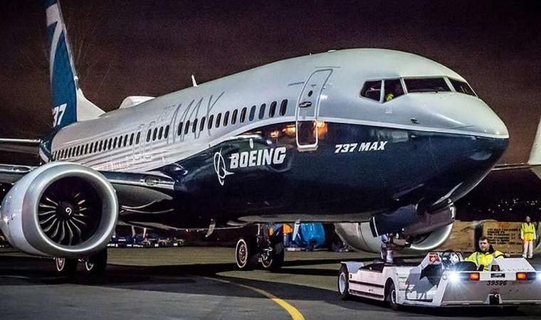 Máy bay Boeing 737 Max thuộc dòng máy bay đắt hàng nhất của Boeing
