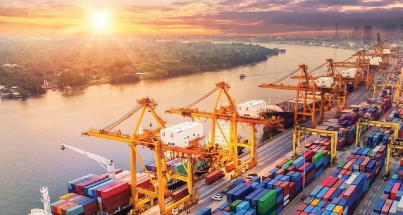 Việt Nam đứng thứ 22 về quy mô kim ngạch xuất khẩu.
