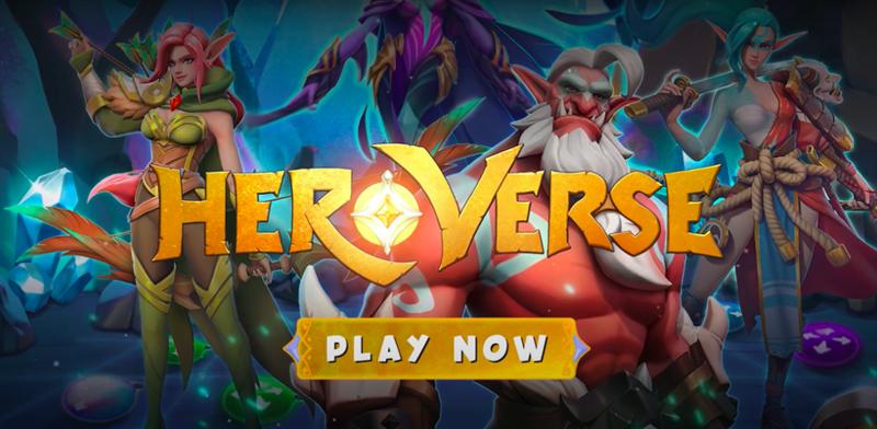Game HeroVerse (Vũ trụ anh hùng) – một dự án Game NFT Việt Nam