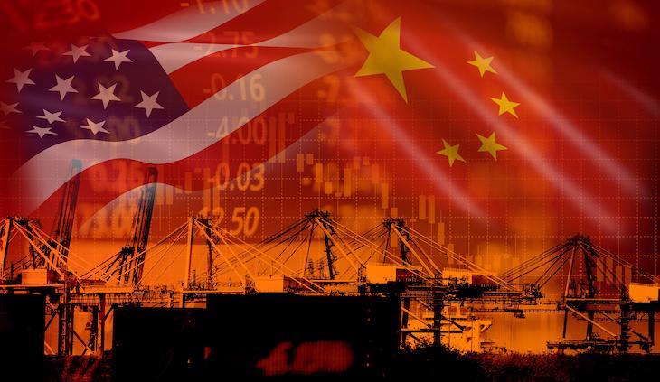 Mỹ rút khỏi CPTPP vào năm 2017 dưới thời Tổng thống Donald Trump, trong khi Trung Quốc vừa đăng ký gia nhập hiệp định này - Ảnh: Vox EU