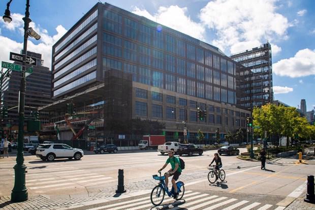 Google chi hàng tỷ USD để mua tòa nhà văn phòng mới trong bối cảnh dịch bệnh.