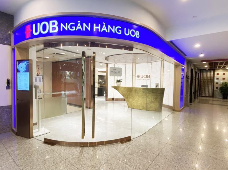 Ngân hàng UOB tăng vốn tăng vốn điều lệ lên 5 nghìn tỷ đồng, khẳng định cam kết lâu dài tại Việt Nam.