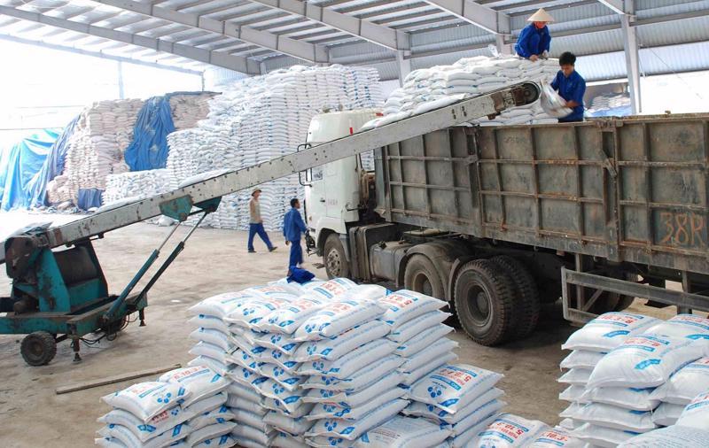 Campuchia là thị trường xuất khẩu phân bón lớn nhất của Việt Nam.