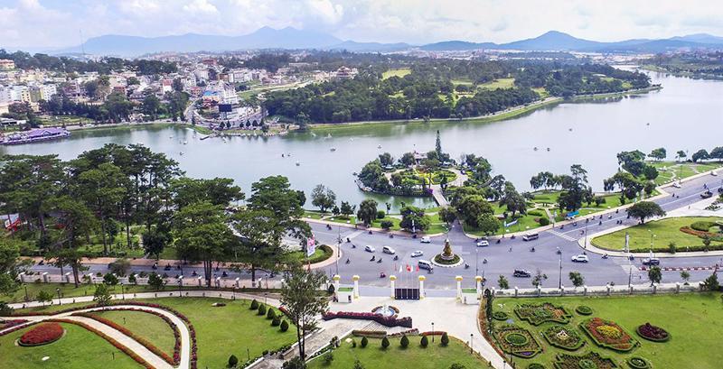 TP. Đà Lạt, tỉnh Lâm Đồng.