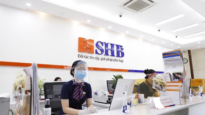 Cổ phiếu của Ngân hàng SHB được niêm yết và giao dịch chính thức tại HNX từ năm 2009.