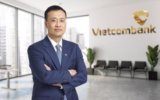 Chủ tịch Vietcombank ông Phạm Quang Dũng