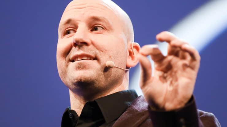 Ông Andrew Bosworth vừa được bổ nhiệm vào vị trí giám đốc công nghệ của Facebook