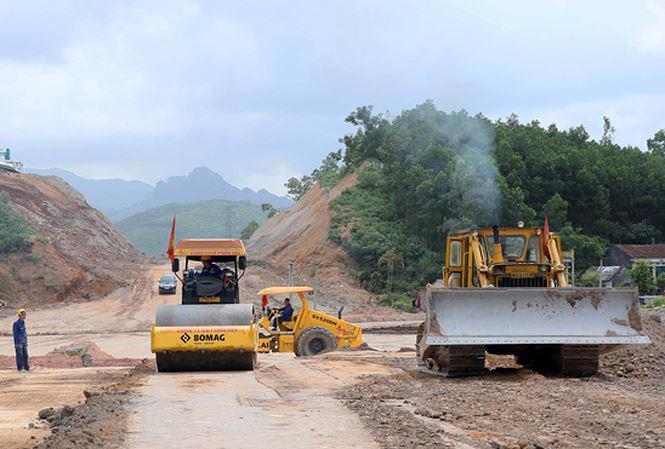 Các dự án PPP cao tốc Bắc - Nam đang gặp chậm tiến độ so với kế hoạch.