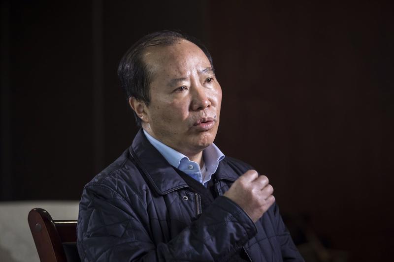 Ông Yuan Renguo vào năm 2017 - Ảnh: Bloomberg.
