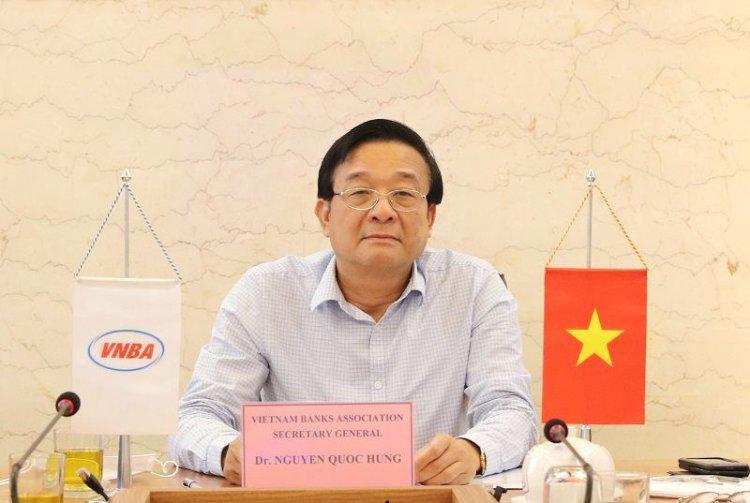 Ông Nguyễn Quốc Hùng, Tổng thư ký Hiệp hội Ngân hàng Việt Nam