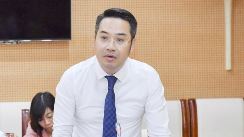 Ông Nguyễn Tuấn Anh, Vụ trưởng Vụ Tín dụng Các ngành kinh tế, Ngân hàng Nhà nước