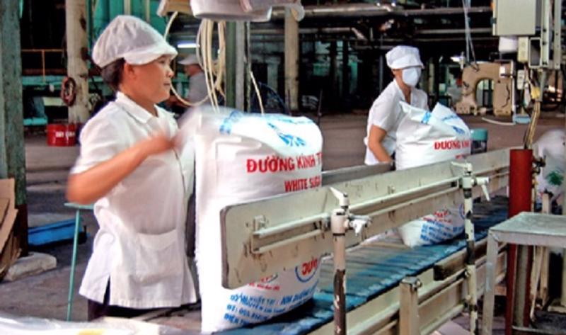 Đường nhập khẩu gây khó khăn cho sản xuất trong nước.