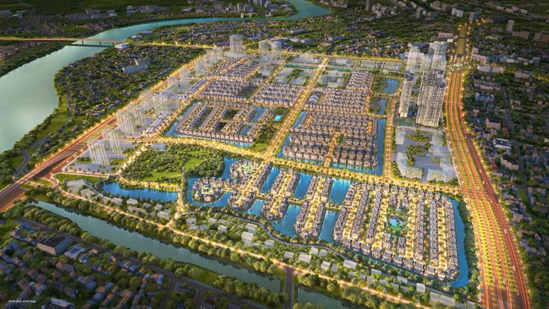 Nằm trong khu đô thị Vinhomes Star City, phân khu Hướng Dương sở hữu vị trí đắc địa khi nằm cùng toạ độ của Trung tâm hành chính mới - trái tim của Thành phố Thanh Hoá.