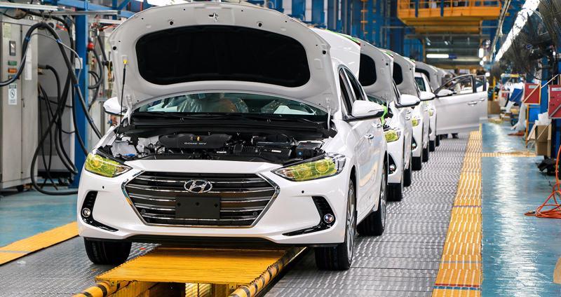 Công ty cổ phần Hyundai Thành Công Ninh Bình được gia hạn hơn 4.090 tỷ đồng thuế tiêu thụ đặc biệt năm 2020.