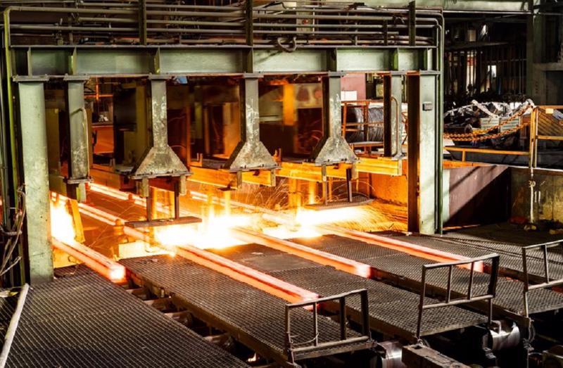 Sản xuất và tiêu thụ thép tháng 8/2021 giảm sút.