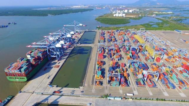 Cảng Thị Vải, Cái Mép công suất lên tới 200 triệu tấn/năm.