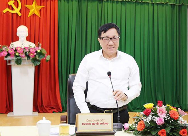 Ông Dương Quyết Thắng tiếp tục giữ chức vụ Tổng Giám đốc Ngân hàng Chính sách xã hội