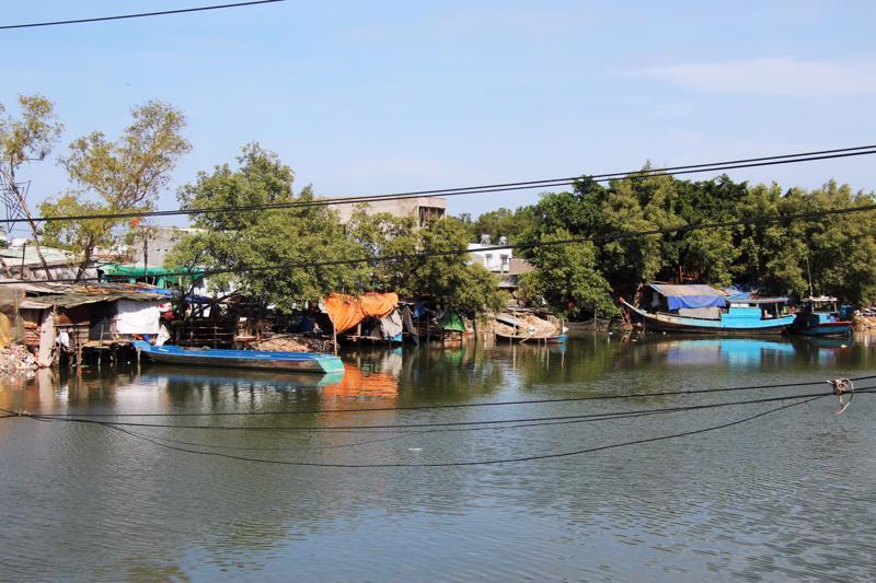 Kênh Rạch Bà nằm trên địa bàn TP. Vũng Tàu, tỉnh Bà Rịa - Vũng Tàu.