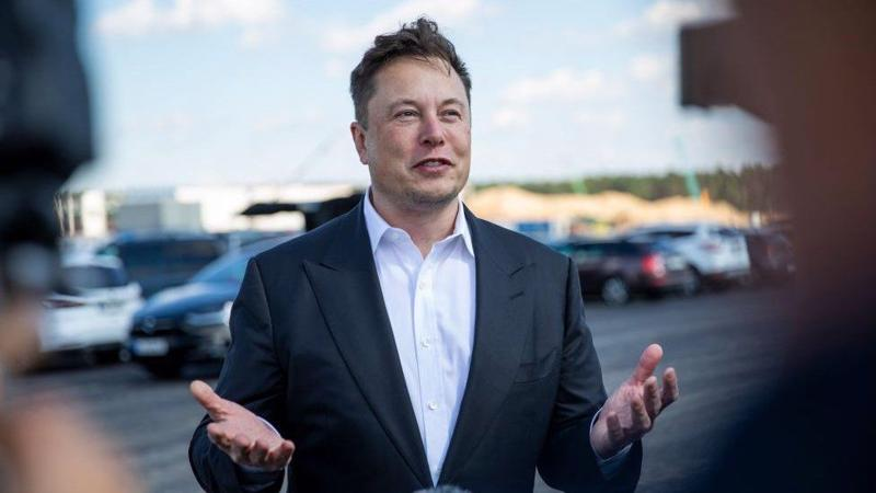 CEO Elon Musk của Tesla - Ảnh: Reuters.
