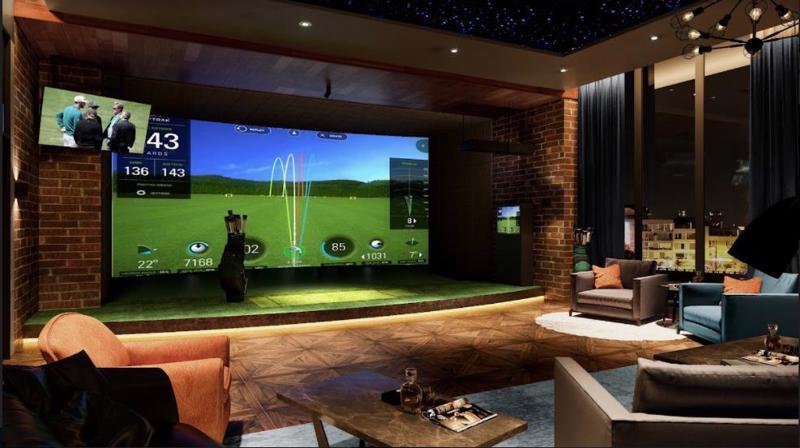 """Với định hướng là liên hợp Thể thao & Giải trí Golf Số 1 dành cho tất cả mọi người, Golf One Studio cung cấp đầy đủ các dịch vụ """"all-in-one""""."""