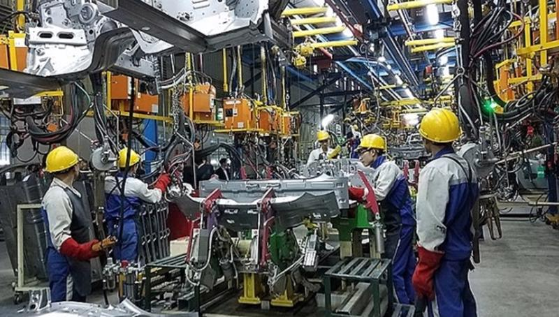 Ngành công nghiệp chế biến, chế tạo tăng 6,05% trong 9 tháng năm 2021.