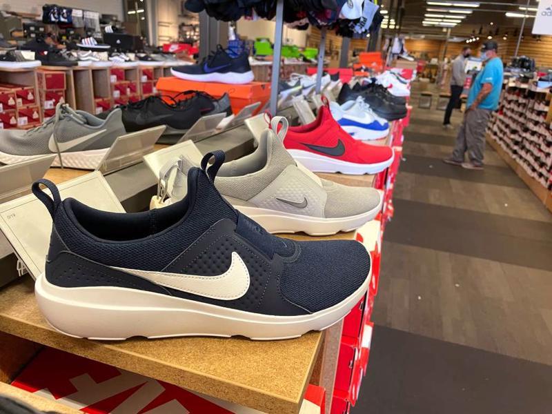 51% sản phẩm giày dép của Nike được sản xuất tại Việt Nam - Ảnh: Getty Images