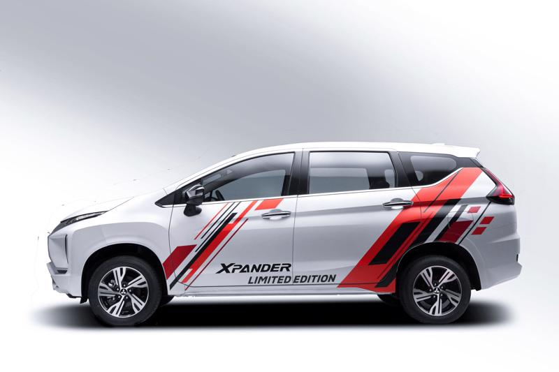 Mitsubishi Xpander bản đặc biệt có giá 630 triệu đồng