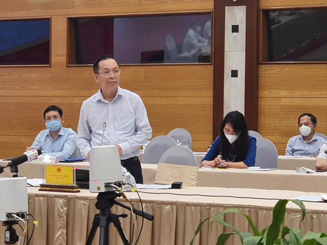 Mr. Dao Minh Tu, Deputy Governor of the State Bank of Vietnam. Source: VGP