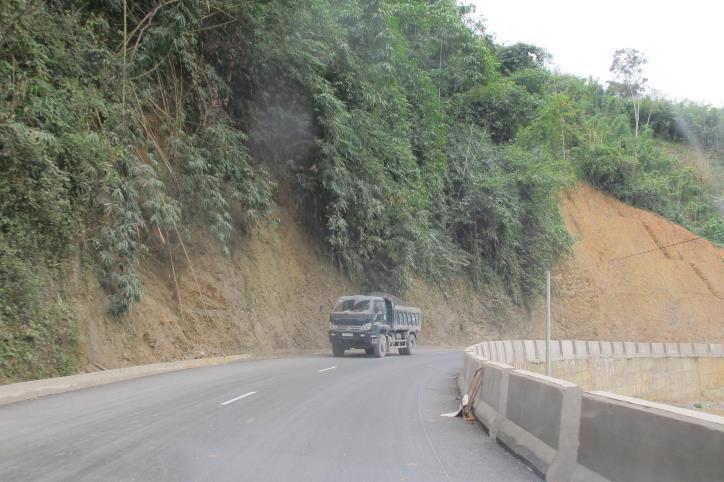 Gấp rút xử lý dứt điểm những tồn tại thuộc dự án cải tạo nâng cấp Quốc lộ 217 trên địa bàn tỉnh Thanh Hóa.