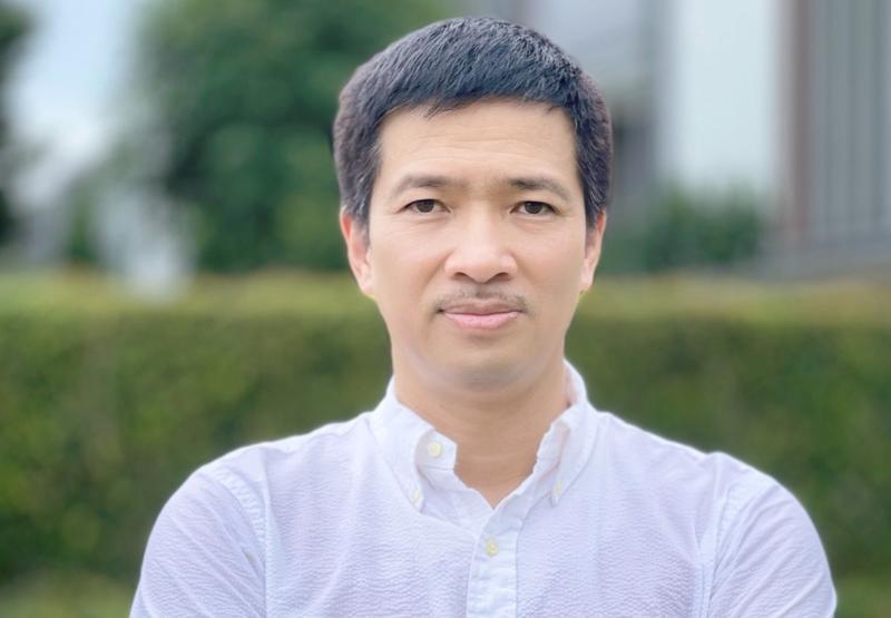 Ông Phan Đức Trung - Cố vấn trưởng Tái cấu trúc của KardiaChain.