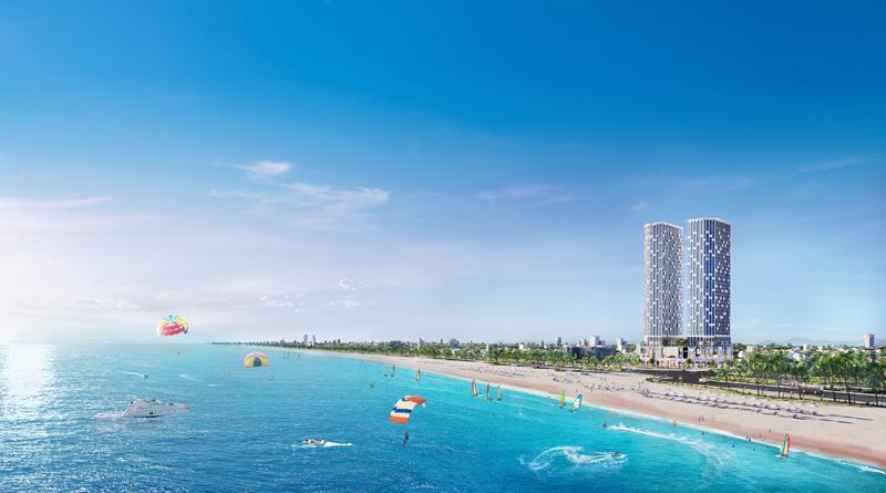 Biểu tượng kiến trúc Pháp hòa quyện tinh thần Á Đông ngay tại vịnh ngọc Đà Nẵng.