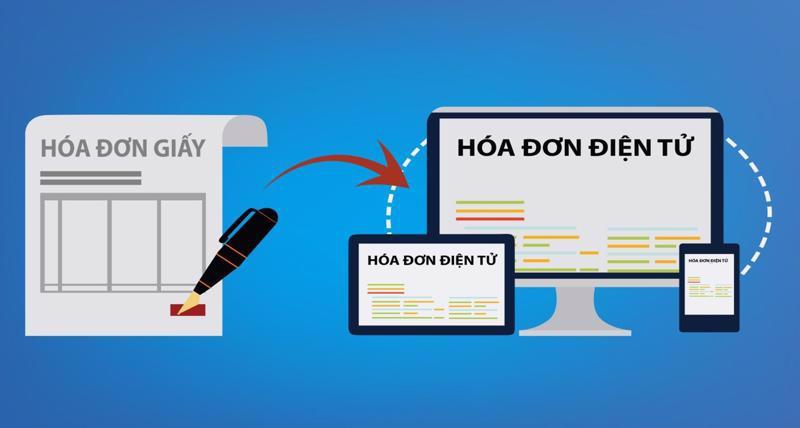 Chỉ còn gần 1 tháng sẽ triển khai hóa đơn điện tử tại 6 tỉnh, thành phố.