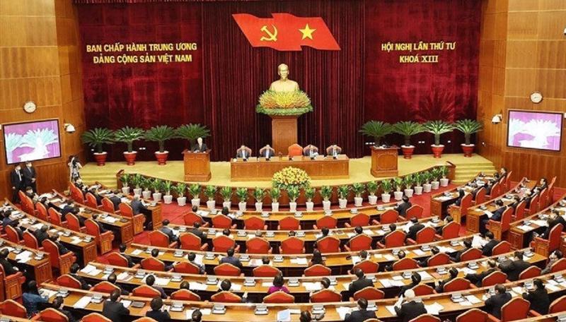 Hội nghị lần thứ tư Ban Chấp hành Trung ương Đảng khoá XIII bước vào ngày làm việc thứ 3.