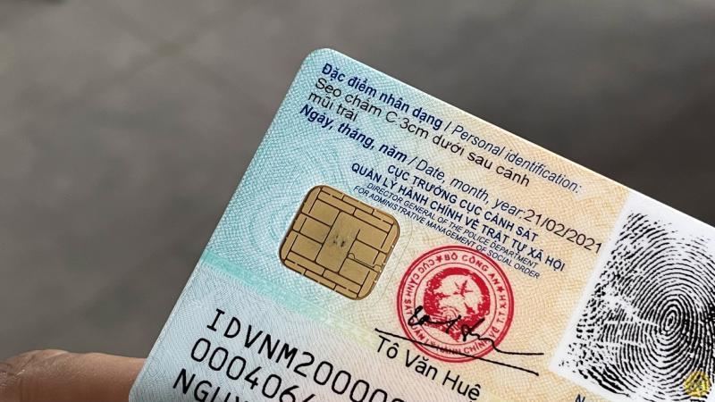 Công dân chỉ cần 1 loại giấy tờ duy nhất là thẻ CCCD gắn chip điện tử có thể thay thế rất nhiều loại giấy tờ khác...