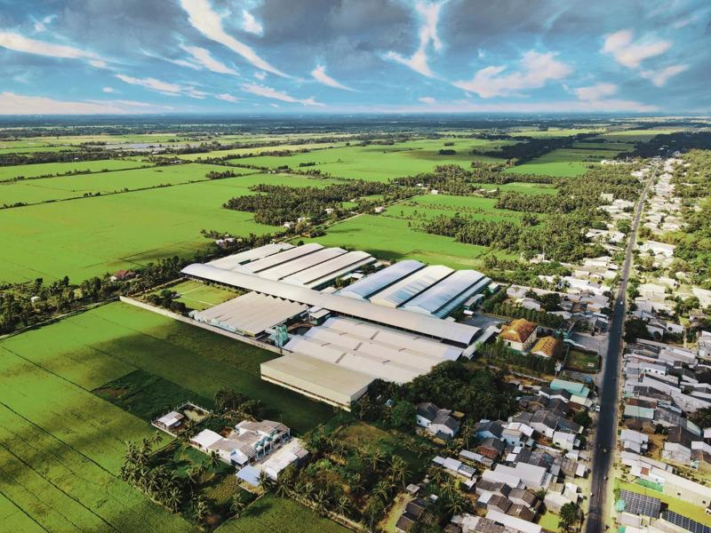 Việc sáp nhập cụm nhà máy Mỹ Phong (Trà Vinh) nằm trong chiến lược mở rộng quy mô và tái cấu trúc danh mục của mảng sản xuất công nghiệp TBS Group.