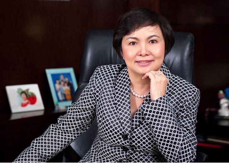 Bà Cao Thị Ngọc Dung, Chủ tịch PNJ.