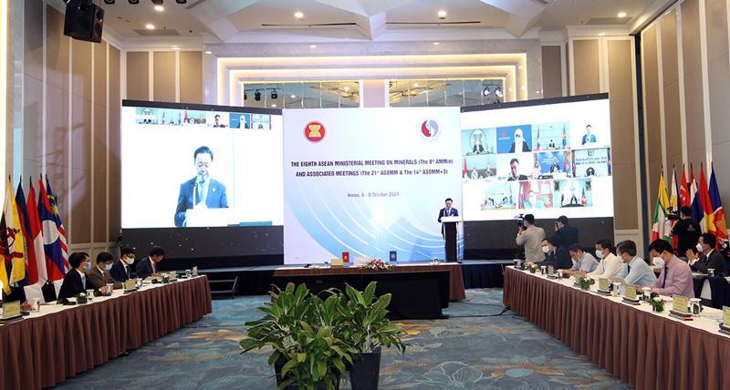 Hội nghị Bộ trưởng ASEAN về Khoáng sản lần thứ 8 (AMMin 8)