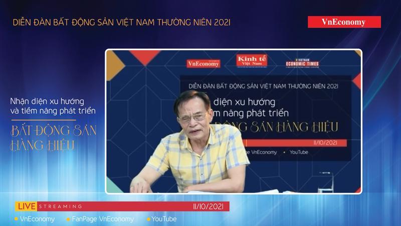 TS. Lê Xuân Nghĩa, Thành viên Hội đồng Tư vấn Chính sách Tài chính Tiền tệ quốc gia, Viện trưởng ViệnNghiên cứu Phát triển & Kinh doanh