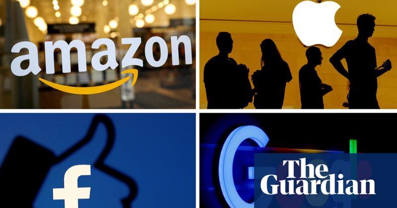 Với thỏa thuận thuế này, các quốc gia có thể tăng thuế đối với doanh số bán hàngcủa những công ty đa quốc gia như Amazon, Apple, Facebook và Google phát sinh trên lãnh thổ của mình - Ảnh: Reuters
