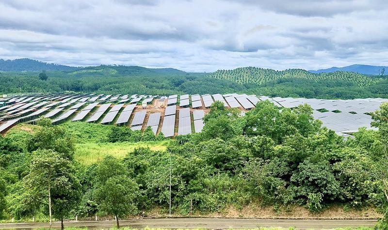 Nguồn vốn từ AFD phục vụ Dự án Nhà máy điện mặt trời Sê San 4