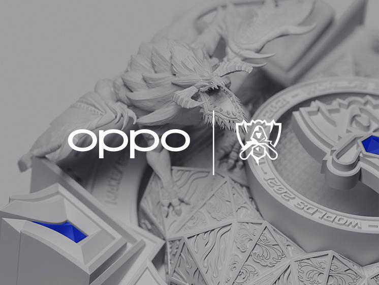 Năm 2021, OPPO tiếp tục đồng hành Giải vô địch Liên minh huyền thoại thế giới cùng Riot Games.