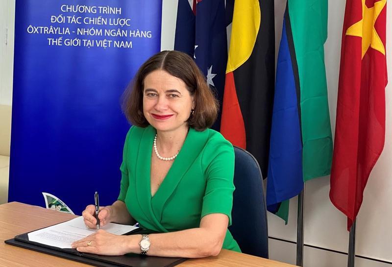 BàRobyn Mudie, Đại sứ Australia tại Việt Nam
