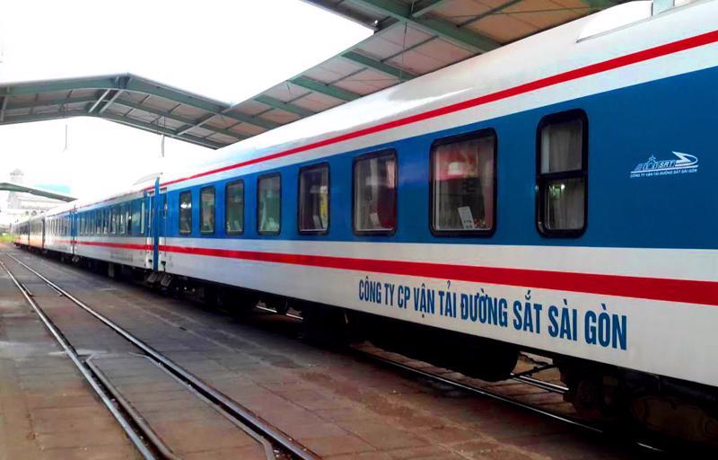 Vận tải hành khách đường sắt Bắc - Nam đã dừng hoạt động từ ngày 25/8 để phòng, chống Covid-19