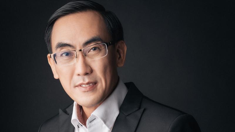 Ông Yeo Siang Tiong, Giám đốc điều hành Kaspersky khu vực Đông Nam Á..