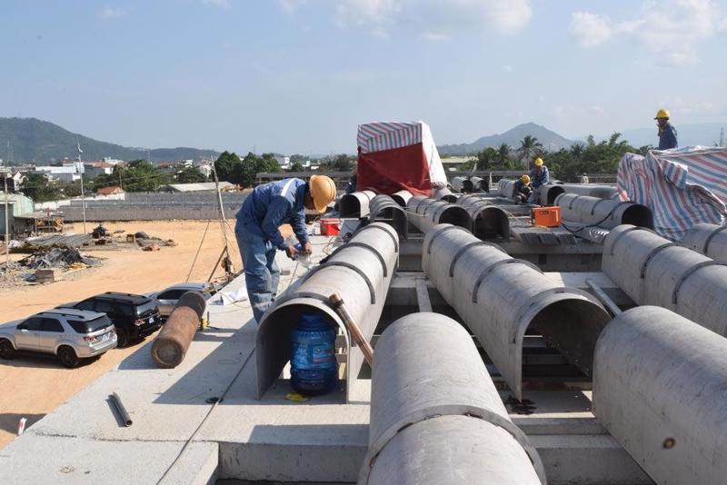 Dự án Nhà máy nước Hòa Liên giai đoạn 1 tổng vốn đầu tư 1.170 tỷ đồng tại Đà Nẵng