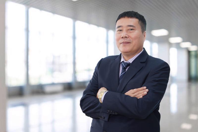 Ông Trương Sỹ Bá - Chủ tịch Hội đồng Quả trị Tập đoàn Tân Long.