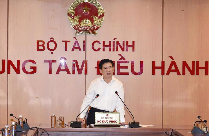 The special working group will be chaired by Minister of Finance Ho Duc Phuc.