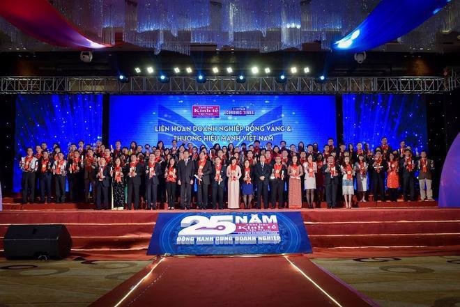 "The ""Vietnamese Strong Brand 2020-2021"" program"