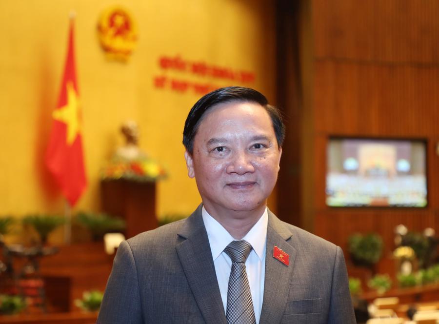Quốc hội chính thức có ba Phó chủ tịch mới - Ảnh 2